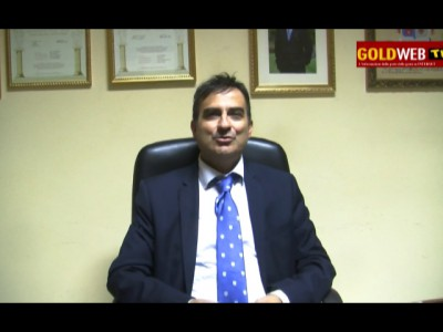 VIDEO. Recale. L'avv. Arnaldo Gadola passa con 'Scelta Civica' e annuncia l'arrivo del vice Ministro Zanetti venerdì 21 ottobre