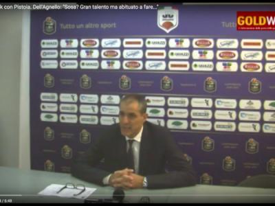 VIDEO. Juve ok con Pistoia. Coach Dell'Agnello: