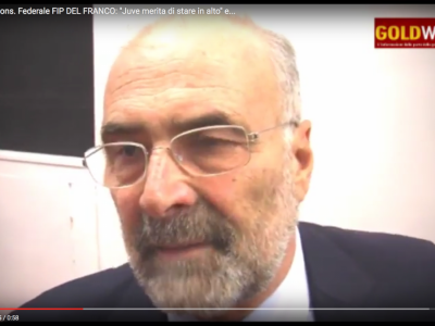 VIDEO. BASKET. Cons. Federale FIP DEL FRANCO: