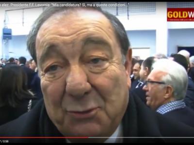 VIDEO. Provincia CE verso elez. Presidente F.F. Lavornia: