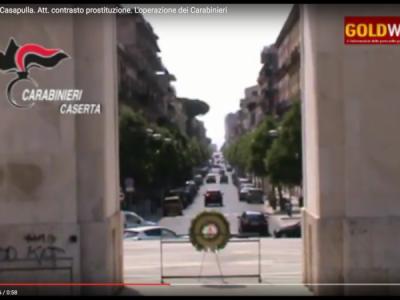 VIDEO. CE, S. Nicola L.S., Casapulla. Attività di contrasto alla prostituzione. L'operazione dei Carabinieri