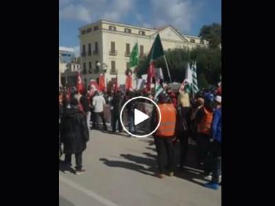VIDEO| Manifestazione