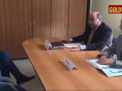 VIDEO  SMAV, convegno con De Luca in Valle di Suessola: i sindaci PIROZZI, DE LUCIA e GUIDA chiariscono...