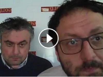 VIDEO| Futuro JUVE. Non arrivano novità esaltanti. 'GOLD CAMPANIA BASKET'