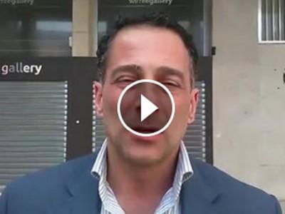 VIDEO| Post-Consiglio Comunale Caserta. Parla Bove di