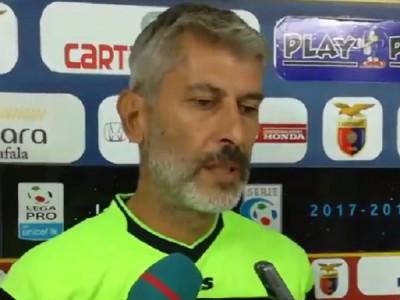 VIDEO| Mister Scazzola verso la sfida contro l'Akragas: