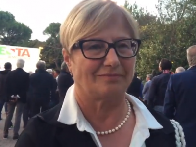 FestaDem SNLS. L'On. Rosa D'Amelio sul tema: immigrati ed integrazione. Le sue dichiarazioni