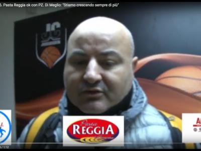 VIDEO. La Pasta Reggia Under 16 supera 83-29 il Potenza. Coach Di Meglio: