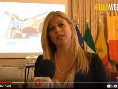 VIDEO| Camminanapoli, intervista a Maria Novella Luciani (Ministero Salute) e Fausto Certom� (formatore Fitwalking)