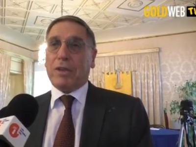 VIDEO| Camminanapoli, intervista a Giorgio Berloffa (Pres. Unione Nazionale Chinesiologi) e Ferdinando Carlo Sasso (Societ� Italiana Diabetologia)