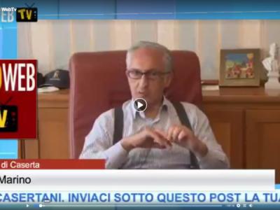 VIDEO. 'MARINO risponde ai Casertani':