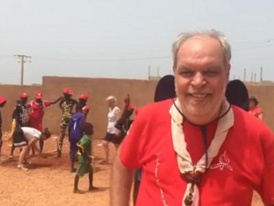 VIDEO. TOUBAB DIALAW. Da Casagiove al Senegal, vi raccontiamo cosa stiamo facendo con Peppe Vozza.