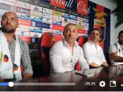 VIDEO| CASERTANA: la presentazione di ZITO, RUSSO e MANCINO