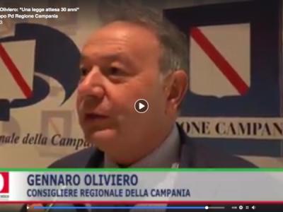 VIDEO. NA. Approvato in Regione il Piano Energetico Ambientale. I dettagli nelle parole dell'On. OLIVIERO