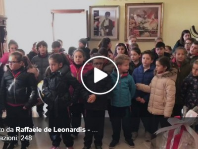 VIDEO| Qualiano che SPETTACOLO: i bambini della scuola