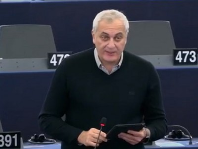 VIDEO. On. Caputo a Strasburgo: