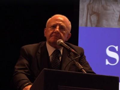 Video. Campania 'Stati Generali della Cultura'. Parla il Pres. De Luca