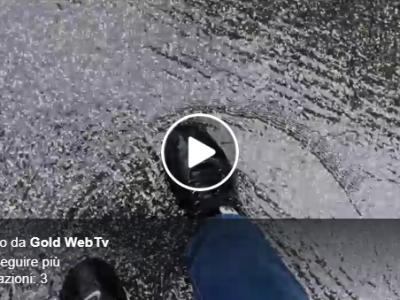 VIDEO. Caserta. Brutto temporale. Le immagini