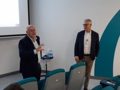 VIDEO. CE. Al Centro Iatropolis il Corso ECM: 'Vitrificazione Ovociti...'. Parlano i Prof. R. Ferraro, R. Ciriminna e R. Talevi