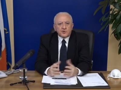 Video. h. 16. De Luca: