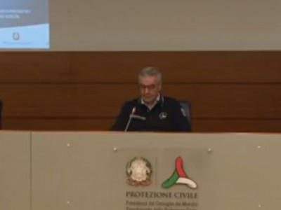 Video. 07/04 Conf. stampa Prot. Civile (Parte 2)