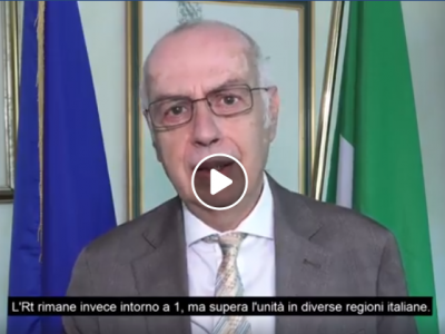 VIDEO. Prof. Rezza: