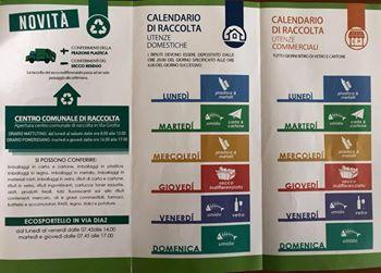 San Nicola Calendario.S Nicola La Strada Nuovo Programma Della Raccolta